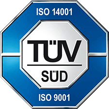 TUEV Certifikat